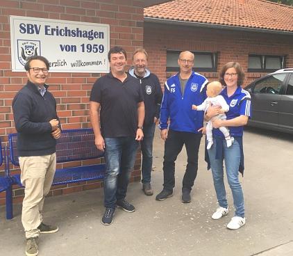 Jan Wendorf beim SBV©SBV Erichshagen