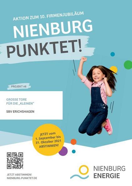 Bewerbung Nienburg punktet©Nienburg Energie GmbH